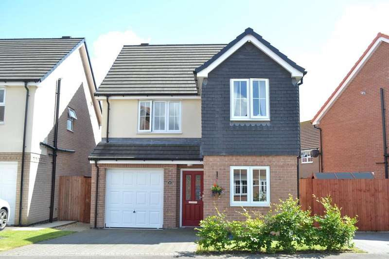 3 Bedrooms Detached House for sale in Burton Road, Immingham, North East Lincolnshire, DN40