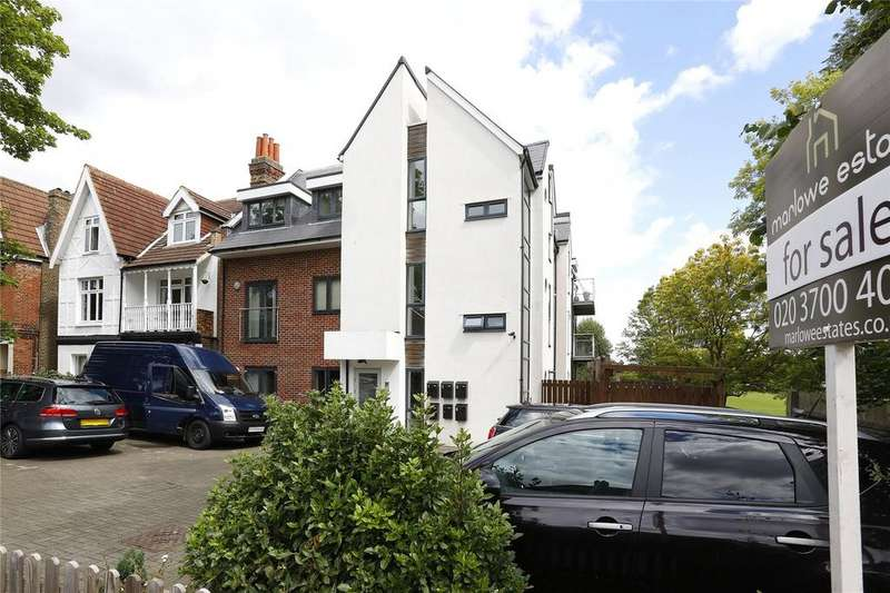 2 Bedrooms Apartment Flat for sale in Auckland Road, London, SE19