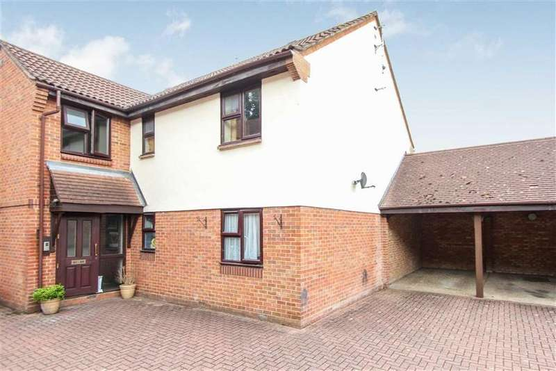 2 Bedrooms Apartment Flat for sale in Wood Green, Basildon, Essex