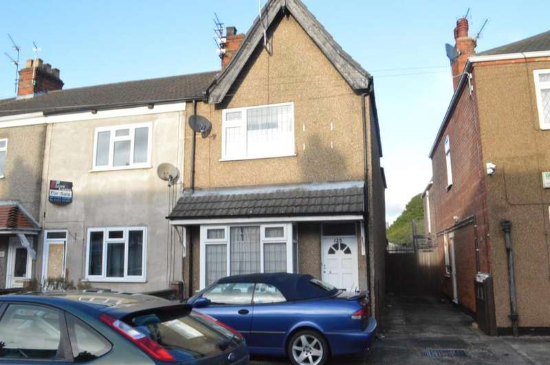 2 Bedrooms End Of Terrace House for sale in Eleanor Street, Grimsby, Lincolnshire, DN32