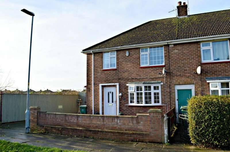 3 Bedrooms End Of Terrace House for sale in Runswick Road, Grimsby, North East Lincolnshire, DN32