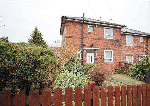 3 Bedrooms Semi Detached House for sale in Manor Lane, Sheffield, S2 1UR