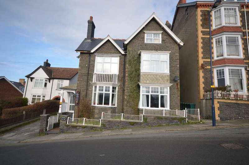 8 Bedrooms Detached House for sale in Queens Avenue, Aberystwyth