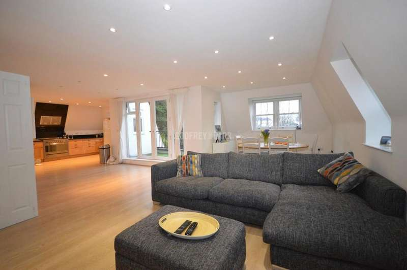 2 Bedrooms Apartment Flat for sale in The Rise, Mill Hill