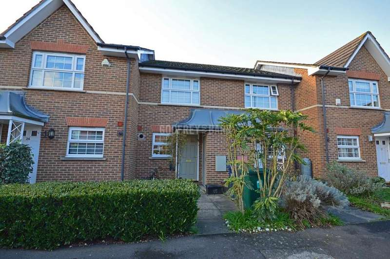 2 Bedrooms Terraced House for sale in Colenso Drive, Mill Hill