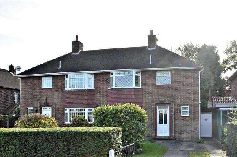 2 Bedrooms Semi Detached House for sale in Laceby Road, Grimsby, Lincolnshire, DN34