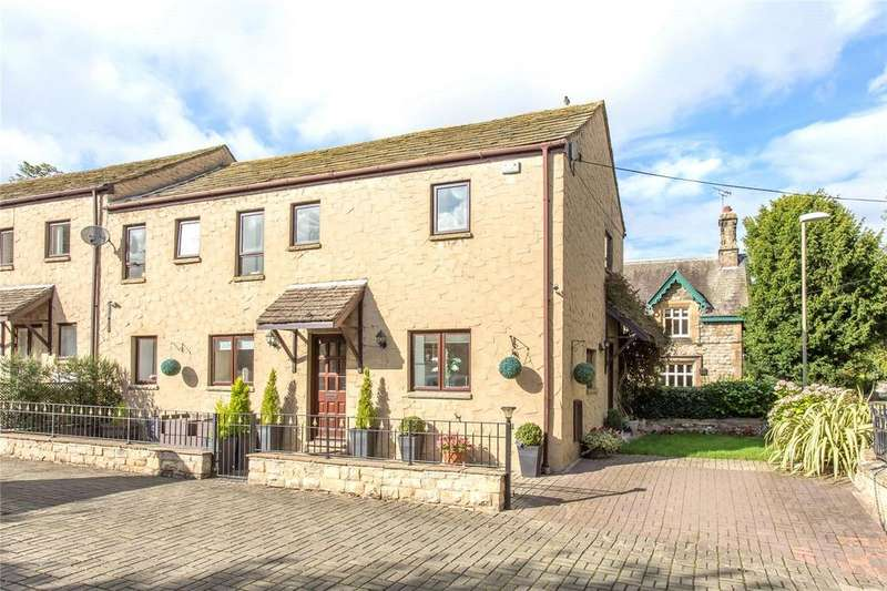 4 Bedrooms Semi Detached House for rent in The Mews, Lumby, South Milford, Leeds, LS25