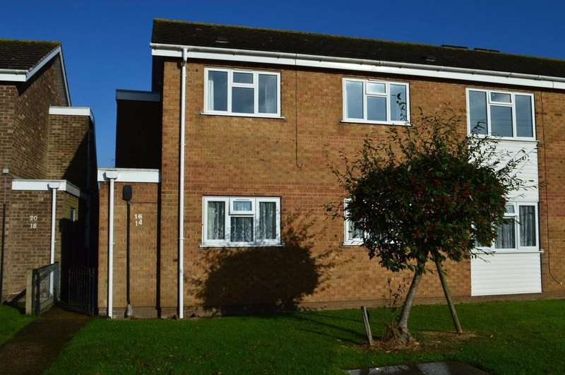 2 Bedrooms Flat for rent in Churchill Avenue, Keelby, North East Lincolnshire, DN41