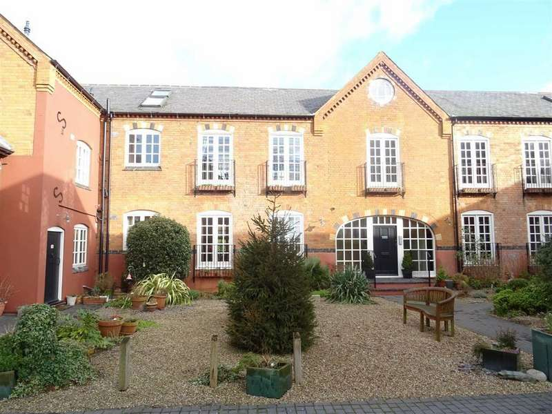 2 Bedrooms Apartment Flat for sale in The Courtyard, Higham Lane, Stoke Golding