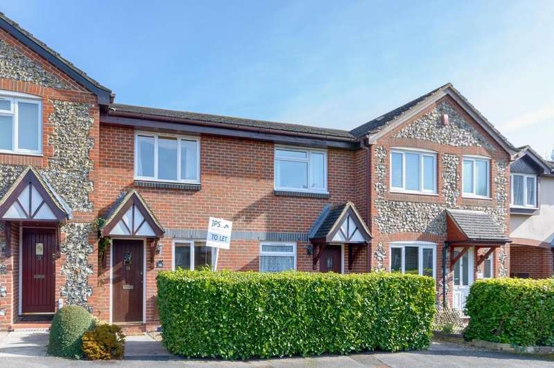2 Bedrooms Terraced House for rent in St Lukes Close, Bishopdown Farm