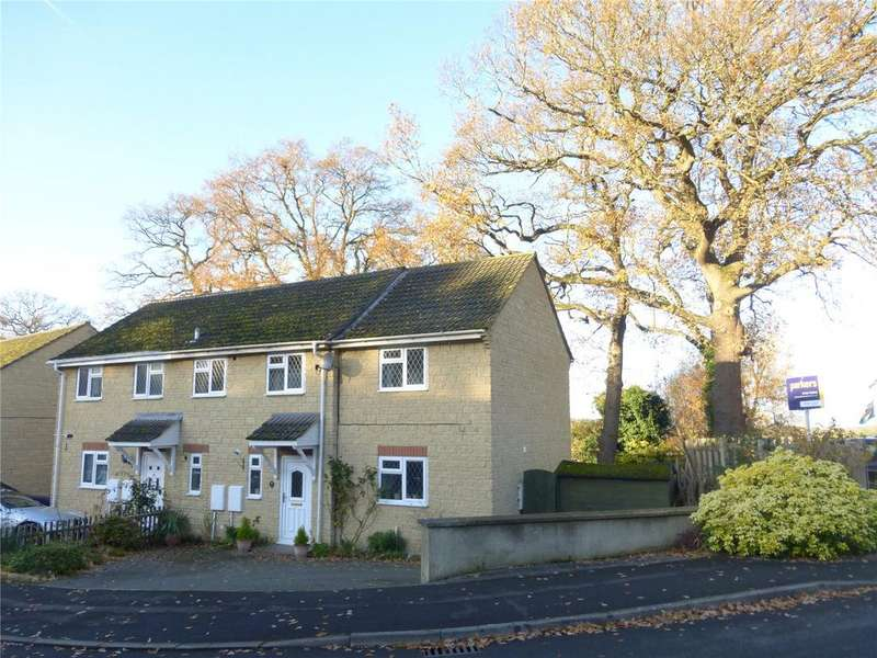 3 Bedrooms Semi Detached House for sale in Bramble Lane, Stonehouse, Gloucestershire, GL10