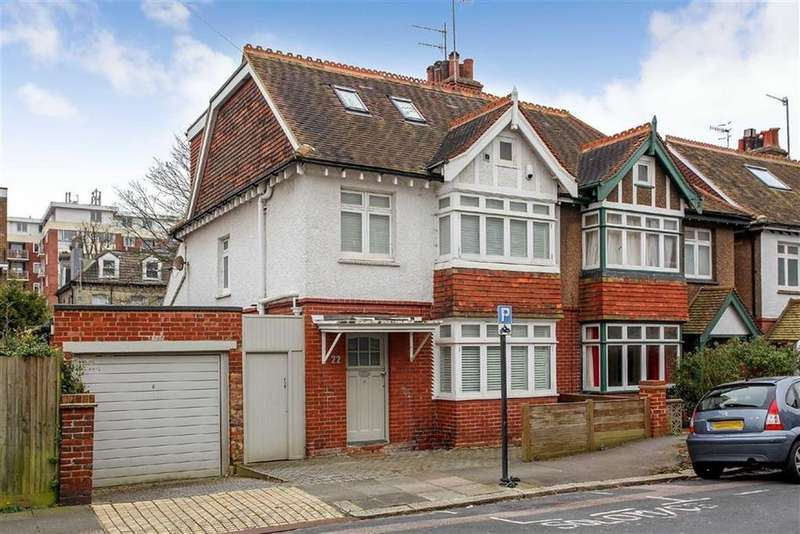 4 Bedrooms Semi Detached House for sale in Lorna Road, Hove, East Sussex