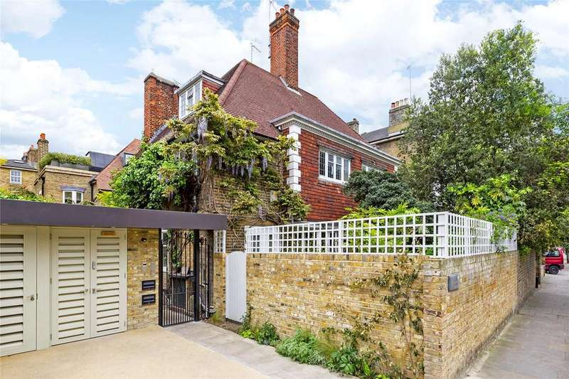 4 Bedrooms End Of Terrace House for sale in Fernshaw Close, Fernshaw Road, London, SW10