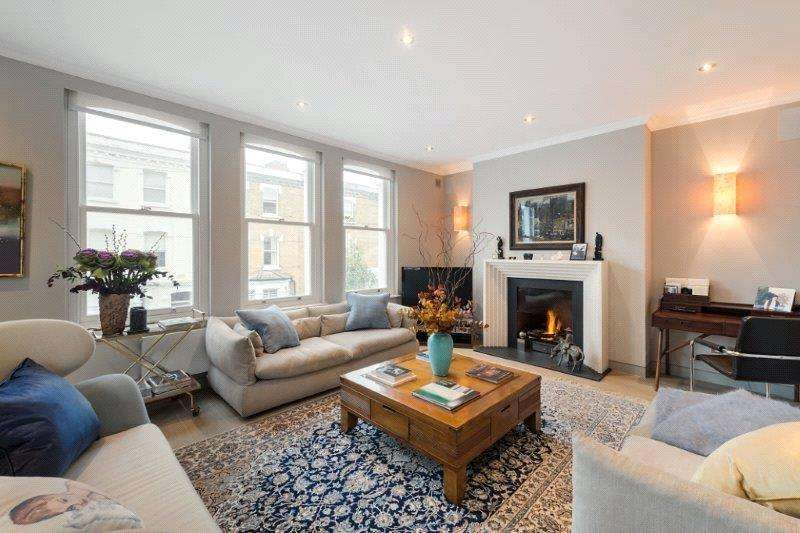 5 Bedrooms End Of Terrace House for sale in Bishops Road, London, SW6