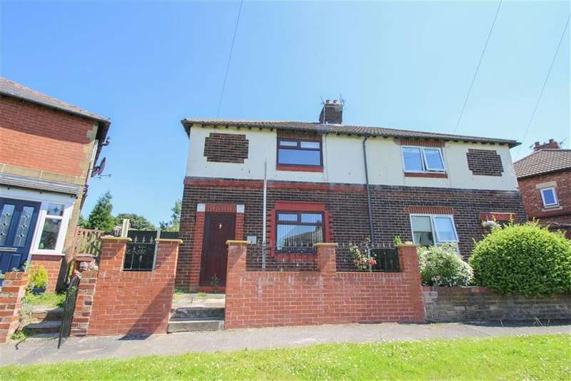 3 Bedrooms Semi Detached House for rent in Ambleside Road, South Reddish, Stockport