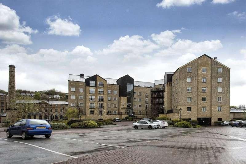 2 Bedrooms Apartment Flat for sale in Ellis Court, Textile Street, Dewsbury, WF13