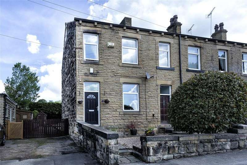 2 Bedrooms End Of Terrace House for sale in Grange Road, Soothill, Batley, West Yorkshire, WF17