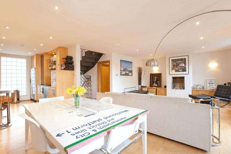3 Bedrooms Mews House for sale in Eton Garages, Belsize Park, NW3
