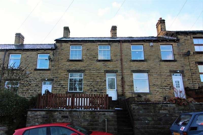 2 Bedrooms Terraced House for sale in Saville Road, Skelmanthorpe, Huddersfield, HD8 9ED