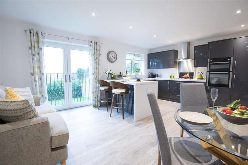3 Bedrooms Detached House for sale in Hallgate Lane, Pilsley, Chesterfield