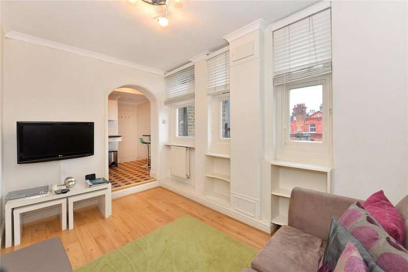1 Bedroom Flat for sale in Chiltern Street, London