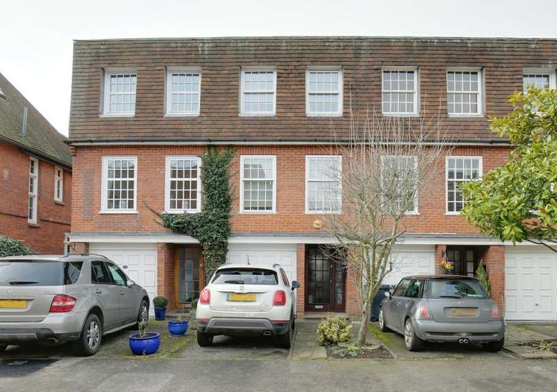 3 Bedrooms Town House for sale in Henley-on-Thames