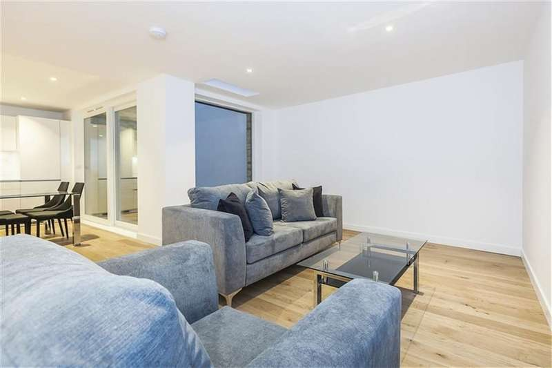 3 Bedrooms House for rent in Hand Axe Yard, 277A Grays Inn Road, King's Cross, London