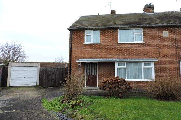 3 Bedrooms Semi Detached House for sale in Uppingham Crescent, West Bridgford, Nottingham, NG2