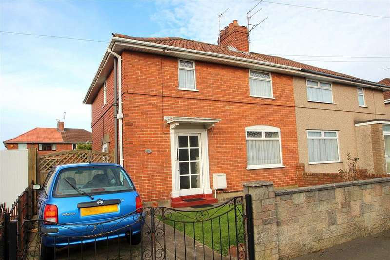 3 Bedrooms Semi Detached House for sale in Smyth Road, Ashton, Bristol, BS3