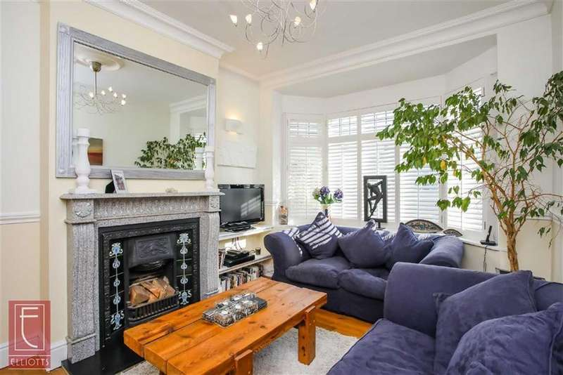 3 Bedrooms House for sale in Tandridge Road, Hove, East Sussex
