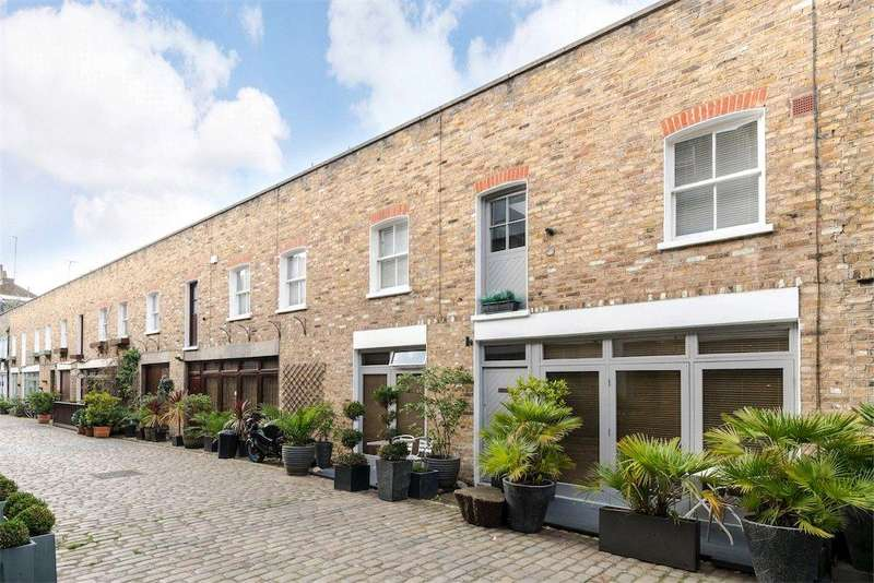 3 Bedrooms Mews House for sale in Junction Mews, London, W2