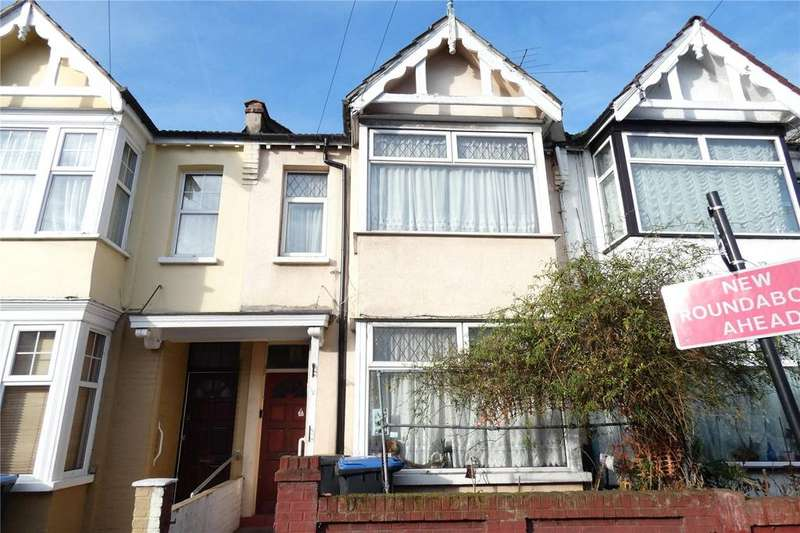 3 Bedrooms Terraced House for sale in Winchester Road, London, Edmonton, N9