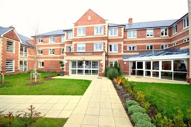 2 Bedrooms Retirement Property for sale in Thomas Court, Marlborough Road, Roath, Cardiff, CF23