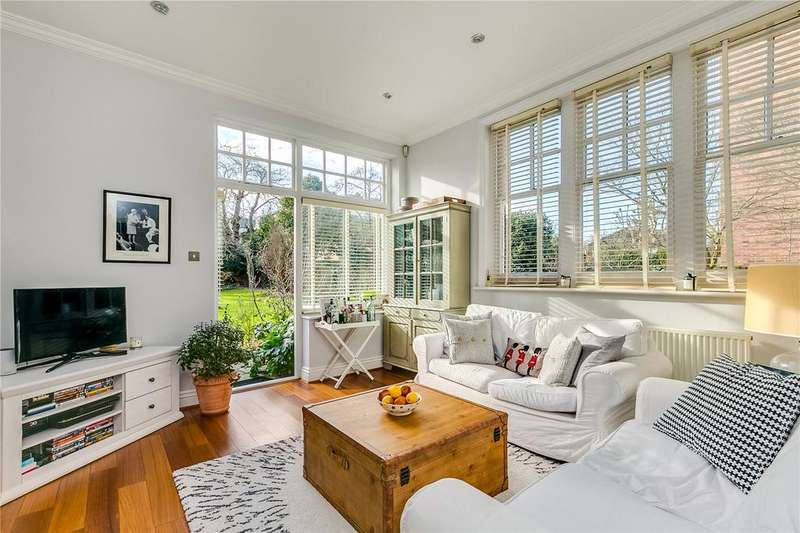 2 Bedrooms Flat for sale in Cambalt Road, London