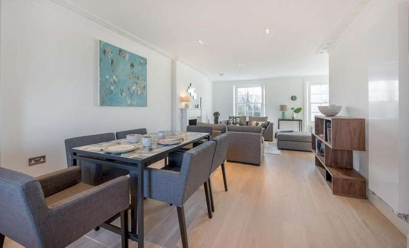 3 Bedrooms Apartment Flat for sale in WARWICK SQUARE, SW1V
