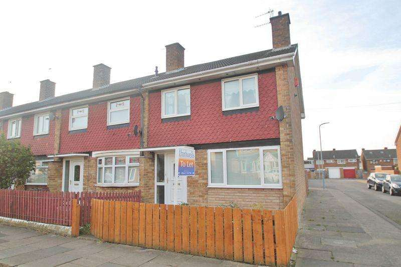 3 Bedrooms Terraced House for sale in Glentworth Avenue, Netherfields