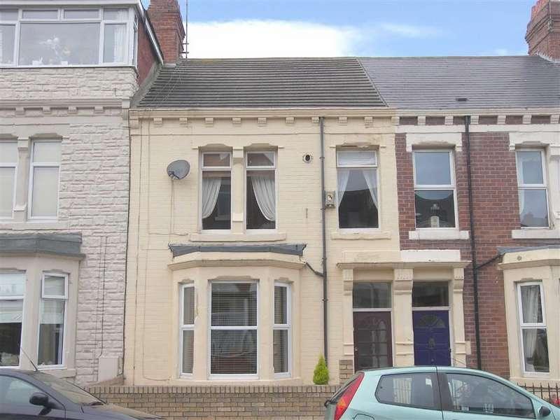 1 Bedroom Flat for sale in Brook Street, Whitley Bay, Tyne & Wear, NE26