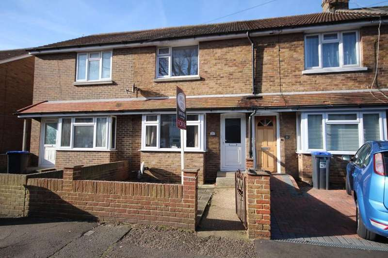 2 Bedrooms Terraced House for sale in St Elmo Road, Worthing BN14 7EJ