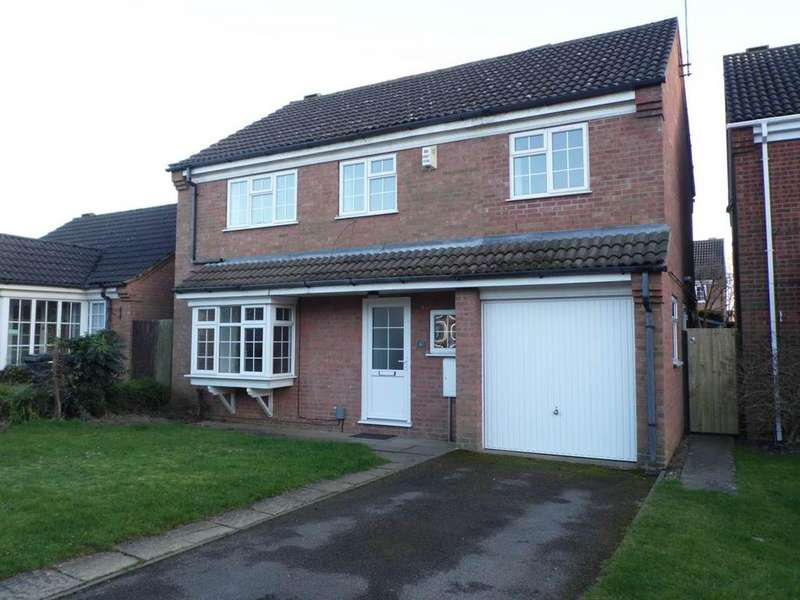 5 Bedrooms Detached House for rent in Becket Way, Spinney Hill, Northampton