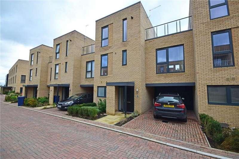 4 Bedrooms Terraced House for rent in Baker Lane, Trumpington, Cambridge, Cambridgeshire, CB2