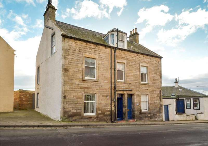 5 Bedrooms Semi Detached House for sale in Abbey Wall Road, Pittenweem, Anstruther, Fife, KY10