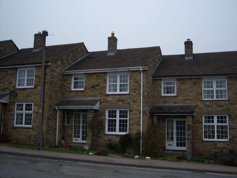 3 Bedrooms Terraced House for rent in Leyburn DL8