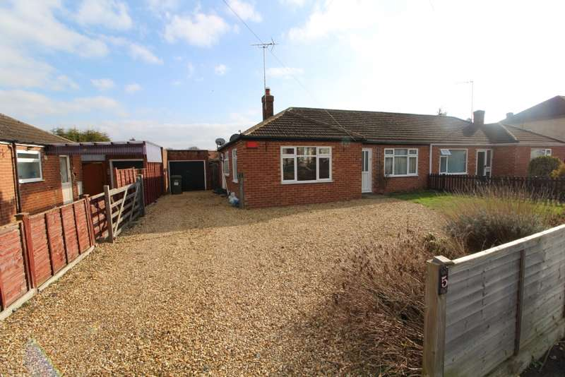 2 Bedrooms Bungalow for sale in Shipley Road, Newport Pagnell, Buckinghamshire