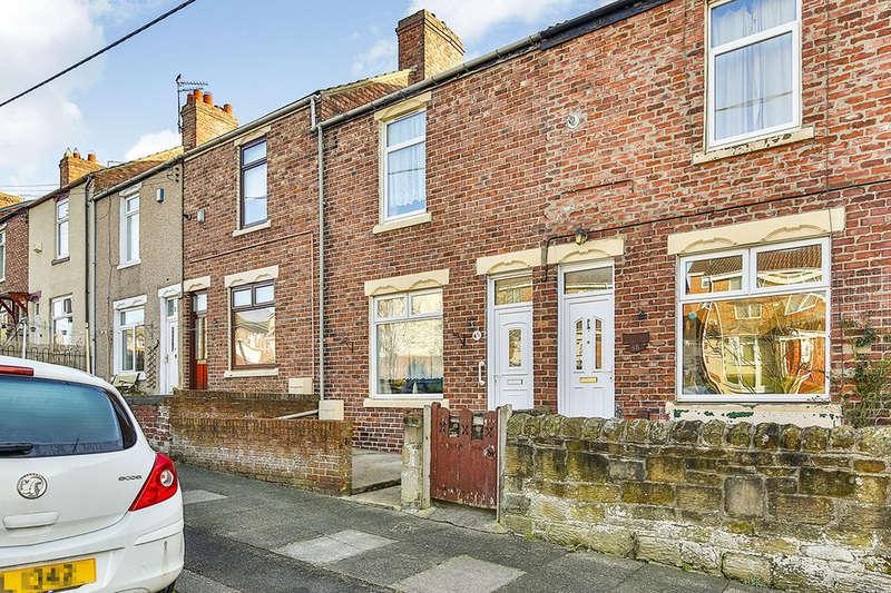 3 Bedrooms Terraced House for sale in Gordon Terrace, Ferryhill, DL17