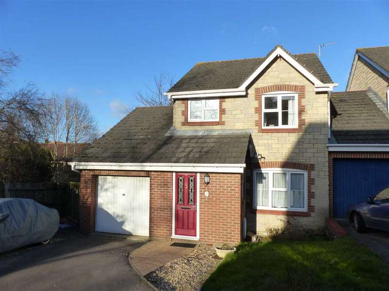 3 Bedrooms Detached House for sale in St Stephens Court, Undy, Caldicot