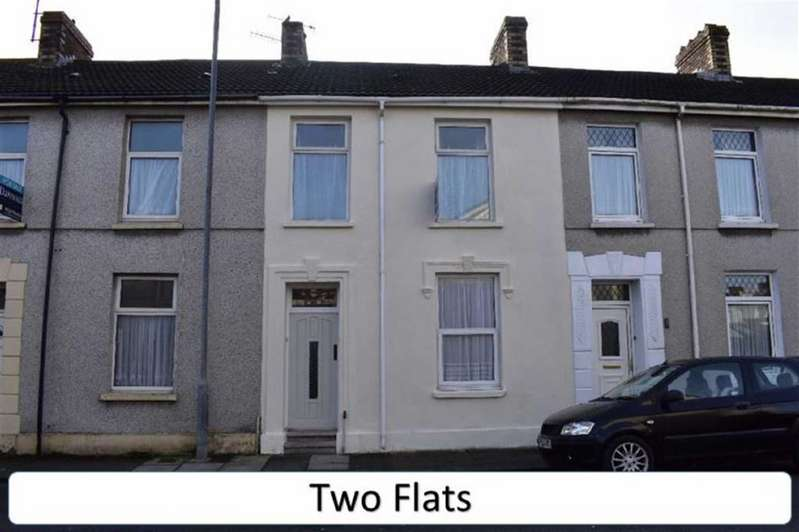 3 Bedrooms Terraced House for sale in Marsh Street, Llanelli