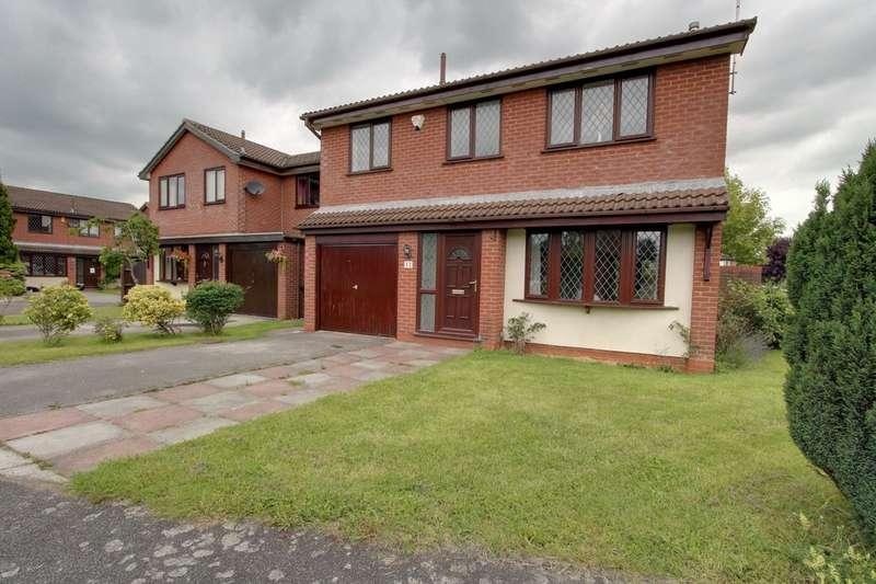 4 Bedrooms Detached House for rent in Waterside View, Northwich CW9