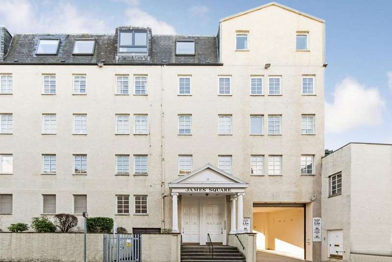 2 Bedrooms Flat for sale in 51/5 Caledonian Crescent, James Square, Dalry, Edinburgh, EH