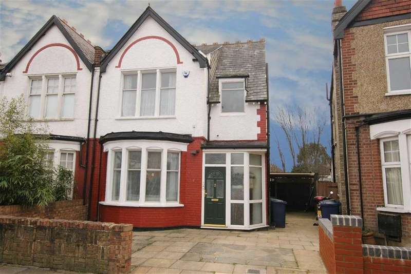 3 Bedrooms Semi Detached House for sale in Pollard Road, Whetstone, London