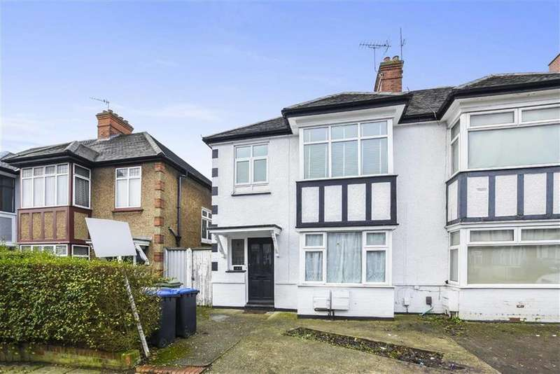2 Bedrooms Flat for sale in Hanover Road, Brondesbury Park, NW10
